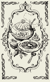 суп молочный с овощами