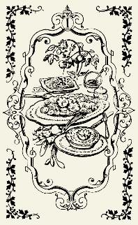 Салат из курицы по-адыгейски