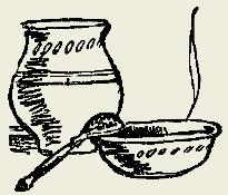 Каша пшённая с черносливом
