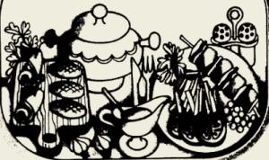 Баранина тушёная в маринаде с имбирем