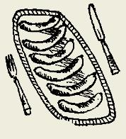 Сосиски или сардельки в томатном соусе