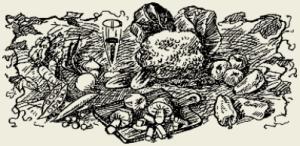 Запеканка из грибов с рисом