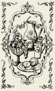 Компот из яблок с клюквой или брусникой
