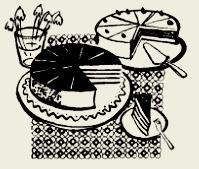 Торт «Ленинградский»