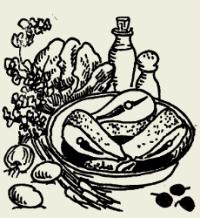 Салат рыбный «Оригинальный»