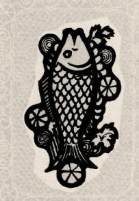 Ассорти рыбное – стандартный вариант
