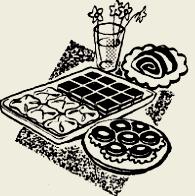 Пирожное «Дипломат»
