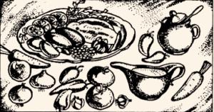 Жаркое из рубленого мяса «Фальшивый заяц»