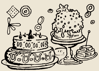 торт птичье молоко (почти по госту)