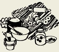дрожжевое тесто (опарный способ)