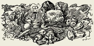 грибы тушёные в масле с чесноком и зеленью