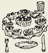 Бутерброды горячие с сыром по-венгерски