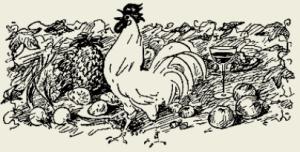 Цыплята жареные в сухарях