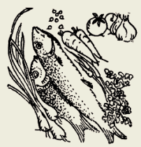 Винегрет из рыбы