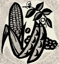 Фасоль с копчёной свиной грудинкой
