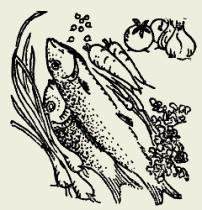 котлеты рыбные с рисом и морковью