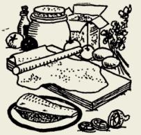 Пирожки с рыбой по-карельски