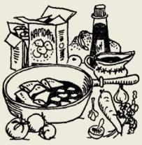 соус белый рыбный с солёными огурцами