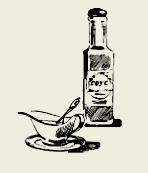 Соус черносмородиновый сладкий