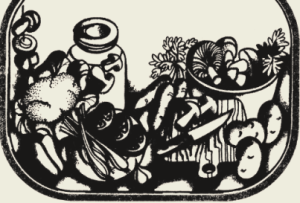 Жюльен из грибов