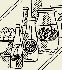 Сироп вишнёвый