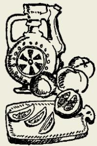 Коктейль яблочно-апельсиновый с мороженым