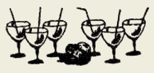 Напиток яблочный с вином