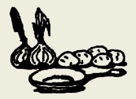 Запеканка из рубленой говядины с картофелем