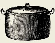 Язык варёный под белым соусом с изюмом