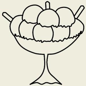 Мороженое «Белая ночь»