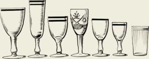 Напиток десертный из дыни с вином