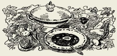 Суп холодный «Летний»