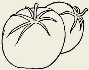 Аджика из помидоров, перца и чеснока