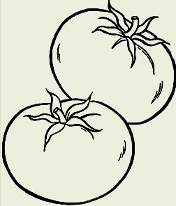 Как очистить свежие помидоры