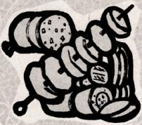 Язык запечённый в грибном соусе со сметаной