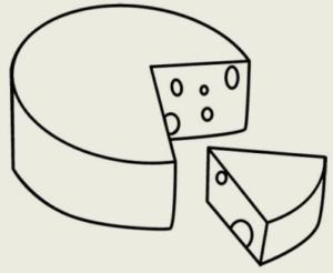 Масло сырное
