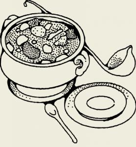 Суп «Охотничий»