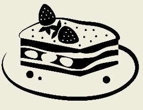 Пирожное «Реване»