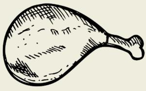 Рагу из гуся