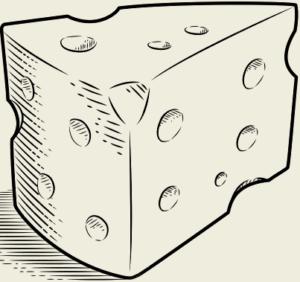 Паштет из сыра