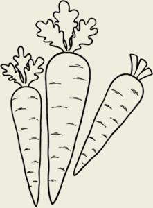 Морковь тушёная